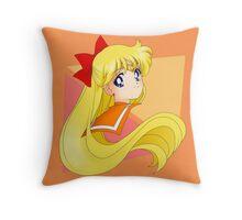 Super Sailor Venus Throw Pillow