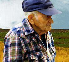 American Farmer by RC deWinter
