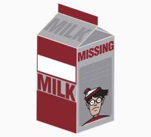 Where's Waldo? by Kiji