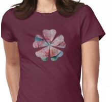 Poppy  - JUSTART ©  Womens Fitted T-Shirt