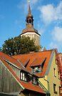 MVP03 Stralsund & Marienkirche, Germany. by David A. L. Davies