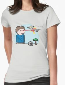 Fun Womens Fitted T-Shirt