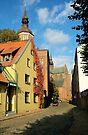 MVP04 Stralsund & Marienkirche, Germany. by David A. L. Davies