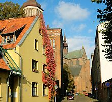 MVP04 Stralsund & Marienkirche, Germany. by David A. L. Davies