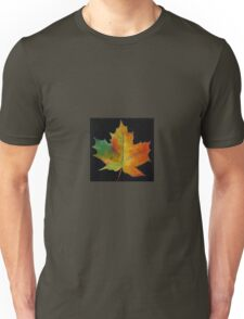 Red Maple Leaf Unisex T-Shirt