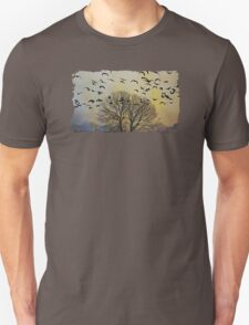 Bird Watching - JUSTART © Unisex T-Shirt