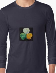 Irish Shamrock Long Sleeve T-Shirt