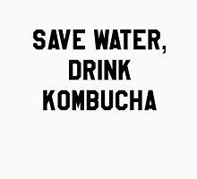 Save Water, Drink Kombucha Trendy/Hipster Meme T-Shirt