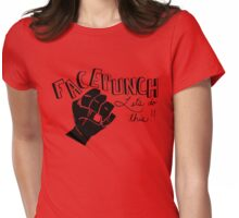 Facepunch: Let's Do This Womens Fitted T-Shirt