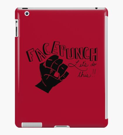 Facepunch: Let's Do This iPad Case/Skin