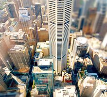 Downtown Sydney by Stephen Knowles