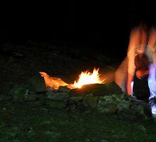 Fire Fly by webdog