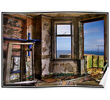 A Room with a View of Scotland Poster