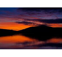 Dingle Sunset Photographic Print