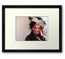 Mel.... Framed Print