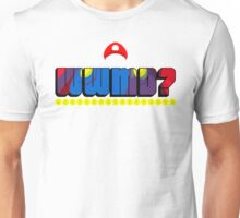 What Would Mario Do? Unisex T-Shirt