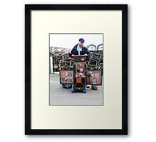 A Brilliant Side Show Framed Print