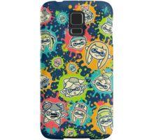 Splat Festival Samsung Galaxy Case/Skin