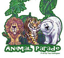 Animal Parade by ImagineThatNYC
