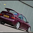 Escort Cosworth Monte - Rear Shot by Adam Kennedy