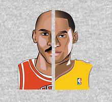 Jordan Kobe // Michael Jordan and Kobe Bryant T-Shirt