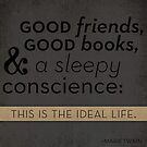 this is the ideal life by desaline