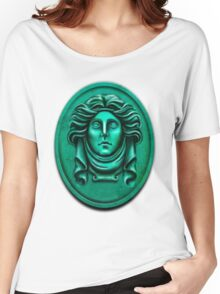 Madame L Headstone by Topher Adam Women's Relaxed Fit T-Shirt