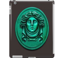 Madame L Headstone by Topher Adam iPad Case/Skin