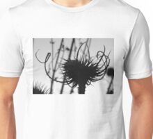 Teasel head (B&W detail) T-Shirt