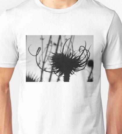 Teasel head (B&W detail) T-Shirt