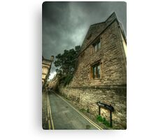 Brewer Street Oxford Canvas Print
