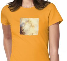 Hydrangea Dreams - JUSTART ©  Womens Fitted T-Shirt