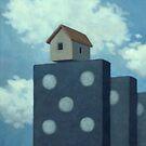 The Domino Master by Rob Colvin