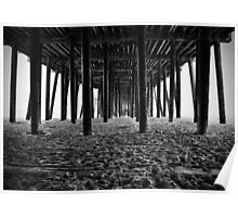 Under the pier... Poster