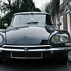 Citroen DS Pallas by JEZ22
