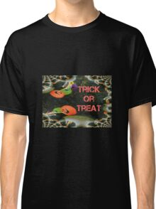 Trick or Treat Pumpkins Classic T-Shirt