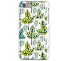 Beautiful leaves. iPhone Case/Skin