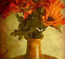 Just a flower display ©  by Dawn M. Becker