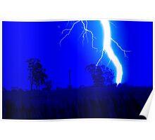 Midnight Blue #1 - NSW Poster