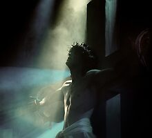 And he gave his life - Easter Challenge by MonicaMulder