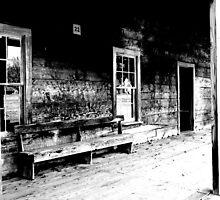 Forgotten Quarters by Valfreyja