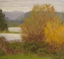 Reservoir Spring by Karen Ilari