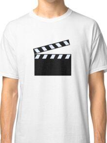 Film Clapper Board Classic T-Shirt