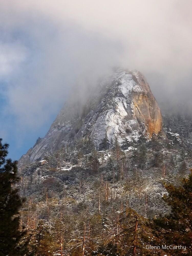 Emerging Peak by Glenn McCarthy