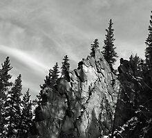 Peak of Shadows by Trevor  Capstick