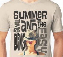 """""""summer time and the livin's easy"""" - sublime Unisex T-Shirt"""