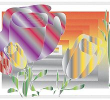 Spring Flowers by IrisGelbart