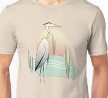 Herro Heron Unisex T-Shirt