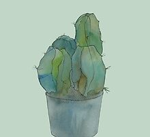 Cacti by Lunta