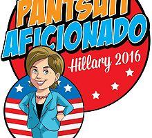 Hillary Clinton - Pantsuit Aficionado by wearitout